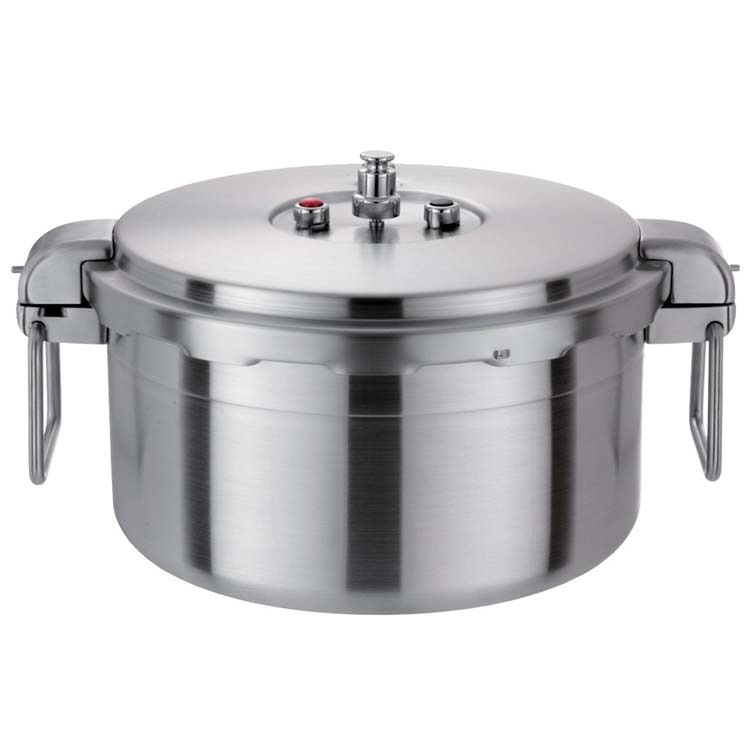 Pro BIG SAIZE 16L 610423送料無料 キッチン用品 調理器具 鍋 なべ ナベ IH対応 ビックサイズ プロ仕様 16リットル 業務用 Wonder chef ワンダーシェフ 【D】