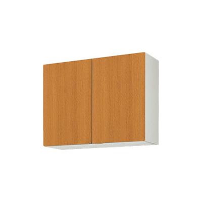 メーカー直送品 LIXIL リクシル セクショナルキッチン 木製キャビネット GSシリーズ 吊戸棚 間口90cm[GS(M・E)-AM-90Z]高さ70cm