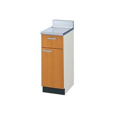 メーカー直送品 LIXIL リクシル セクショナルキッチン 木製キャビネット GSシリーズ 調理台 間口30cm[GS(M・E)-T-30Y]