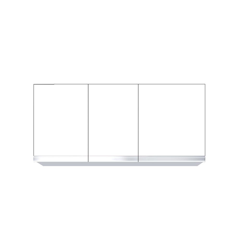 直送品 受注生産品 マイセット キッチン 単体キッチン S4 吊り戸棚 標準仕様 間口100cm[S4-100NT**]高さ45cm【MYSET】 エリア限定 キャンセル不可 道幅4m未満配送不可