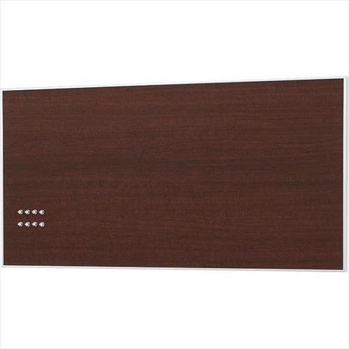 オリジン ウォールラック [MR4221] MR4221 ウッディマグネットボード セピア 450×900mm