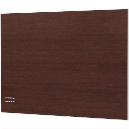 オリジン ウォールラック [MR4223] MR4223 ウッディマグネットボード セピア 900×1200mm