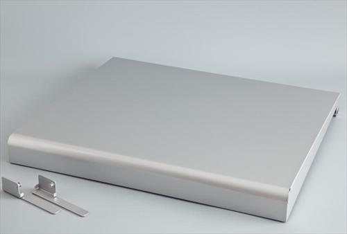 池永鉄工 キッチンアイテム コンロカバー 60cm用 ブラック [ikenagaIK-20B] LIVLIV コンロ蓋