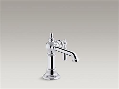メーカー直送 KOHLER(コーラー) 洗面用水栓 Artifacts(アーティファクツ) シングルレバー 洗面用水栓 [K-72762-9M-CP]
