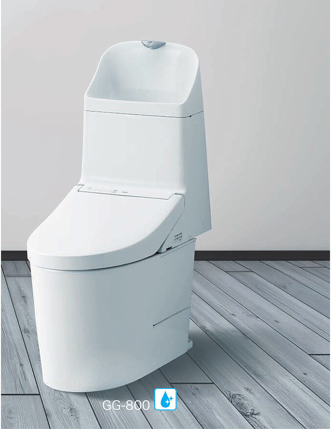 メーカー直送 TOTO タンク式ウォシュレット一体型便器 GG3-800 [CES9335PX] 床排水・壁床共通給水 排水心:155mm リモデル対応 一般地用