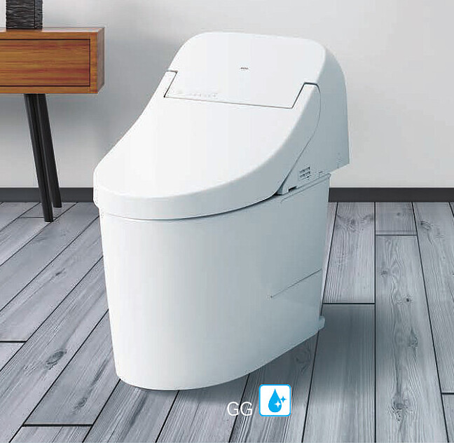 メーカー直送 TOTO タンク式ウォシュレット一体型便器 GG1 [CES9415PX] 壁排水・壁床共通給水 排水心:155mm リモデル対応 一般地用