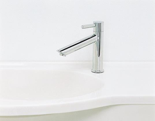 PanasonicトイレカウンターTS水栓金具 シングルレバー手動単水栓[CHD9T14UA]パナソニック