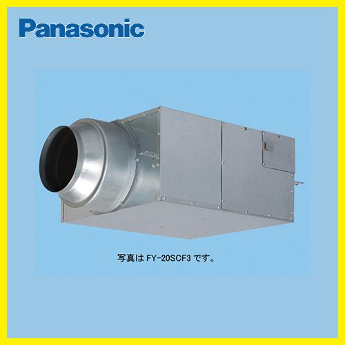 パナソニック 換気扇 FY-15SCS3 新キャビネット消音 シロッコファン 単相 Panasonic