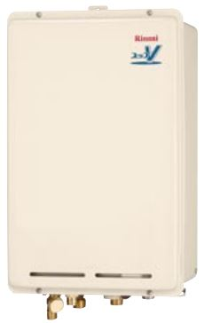 送料無料 ガス給湯器 RUJ-V2011BA 排気バリエーションPS後方排気型 20号リンナイ Rinnai