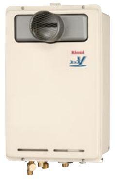 送料無料 ガス給湯器 RUJ-V2401TA 排気バリエーションPS扉内設置型/PS延長前排気型 24号リンナイ Rinnai