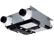 送料無料 三菱 換気扇 ロスナイセントラル換気システム 薄形寒冷地タイプ 透湿膜製全熱交換器 VL-20PZMG3-L MITSUBISH