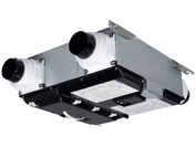 送料無料 三菱 換気扇 ロスナイセントラル換気システム 薄形寒冷地タイプ 透湿膜製全熱交換器 VL-20PZMG3-R MITSUBISH