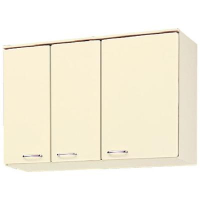 メーカー直送品 LIXIL リクシル セクショナルキッチン HRシリーズ 吊戸棚 間口105cm[HR(I・H)2AM-105]高さ70cm