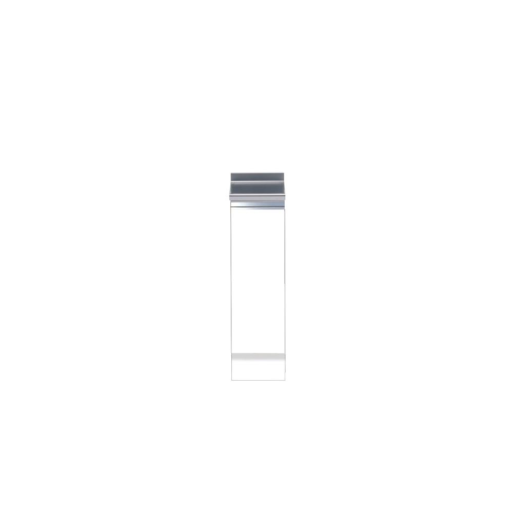 メーカー直送受注生産品 マイセット キッチン 単体キッチン ハイトップ 調理台 S1 間口25cm[S1-25T**]【MYSET】 エリア限定 キャンセル不可 道幅4m未満配送不可