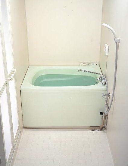 送料無料 【LIXIL】【リクシル】ホールインワンガスふろ給湯器 壁貫通タイプ専用浴槽 人造大理石浅型 [ABN-1112VWAL]【INAX】【イナックス】