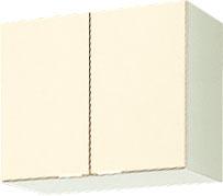 メーカー直送品 LIXIL リクシル セクショナルキッチン 木製キャビネット GKシリーズ 不燃仕様吊戸棚 間口60cm[GK(F・W)-A-60F(R・L)]高さ50cm