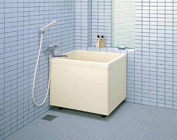 【LIXIL】【リクシル】ポリエック 浴槽 和風タイプ バランス釜取付用[PB-802BBFL]【INAX】【イナックス】
