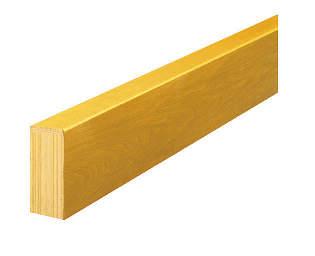 【法人様限定】 メーカー直送 大建工業 WPC上り框2 みがき欅 9.7尺 YP1623-13