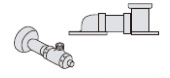 アラウーノSII専用配管セットCH140FR床排水標準タイプ(対応排水ピッチ:305~470mm)パナソニック