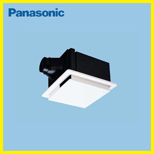 パナソニック 換気扇 FY-12E-W Q-hiファン(熱交換タイプ・天埋め形) 換気回数0.5回/h Panasonic