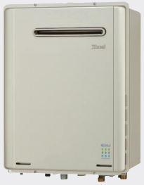 送料無料 ガスふろ給湯器RUF-E2005SAW エコジョーズRUF-E設置フリータイプ屋外壁掛形(PS設置不可)オート20号リンナイ Rinnai