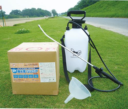 【法人様限定】メーカー直送 水上金属 SOA10-DX 天使の床下地 10L DXセット