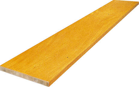 【法人様限定】 メーカー直送 大建工業 WPC式台2 45欅 9.7尺 YP1423-3