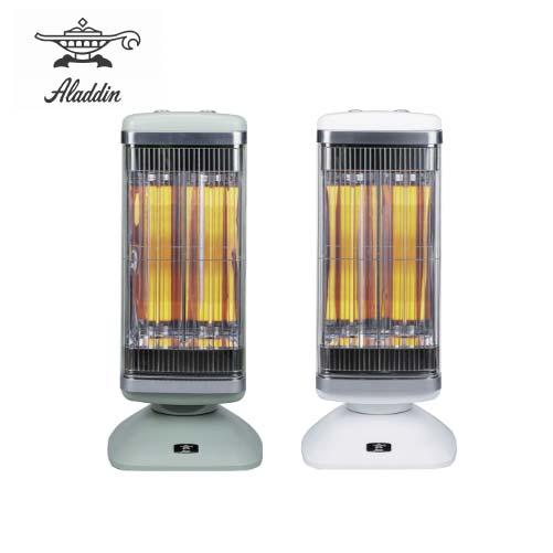アラジン グラファイトヒーター 2灯式 [CAH-2G10A(G)グリーン/AEH-2G10N(W)ホワイト] 独自技術セーフティーサポートセンサー搭載