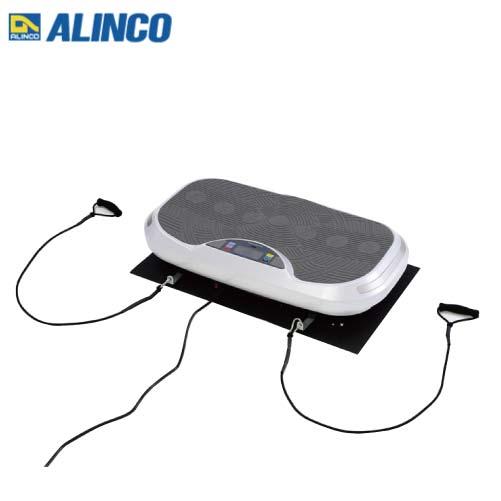 アルインコ バランスウェーブ ネオ 3D振動マシン [FAV3117W] ホワイト リモコンで手元操作可能 上下左右に細かく振動