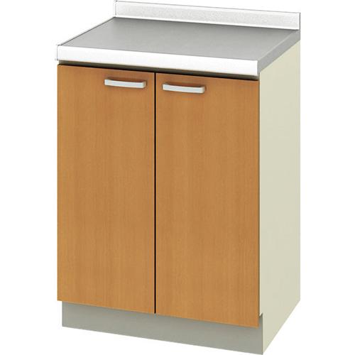 メーカー直送 リクシル 取り替えキッチン パッとりくん GKシリーズ スペーサーキャビネット 調理台 [GK*-TT-60] 60cm LIXIL