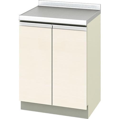 メーカー直送 リクシル 取り替えキッチン パッとりくん GXシリーズ スペーサーキャビネット 調理台 [GX*-TT-60] 間口60cm LIXIL