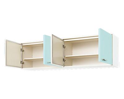 メーカー直送品 LIXIL リクシル セクショナルキッチン GP2シリーズ 吊戸棚 間口180cm[GP(B・L)2A-180]高さ50cm