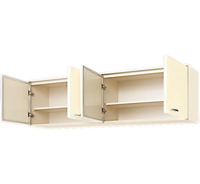メーカー直送品 LIXIL リクシル セクショナルキッチン HRシリーズ 吊戸棚 間口180cm[HR(I・H)2A-180]高さ50cm