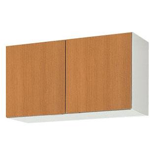 メーカー直送品 LIXIL リクシル セクショナルキッチン 木製キャビネット GSシリーズ 吊戸棚 間口90cm[GS(M・E)-A-90]高さ50cm