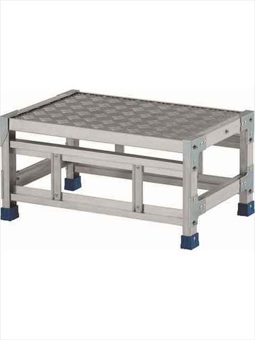 メーカー直送 お買い得品 法人様限定 マーケット アルインコ ALINCO 作業台 天板縞板タイプ CSBC CSBC-135S 300mm 天板高さ 1段
