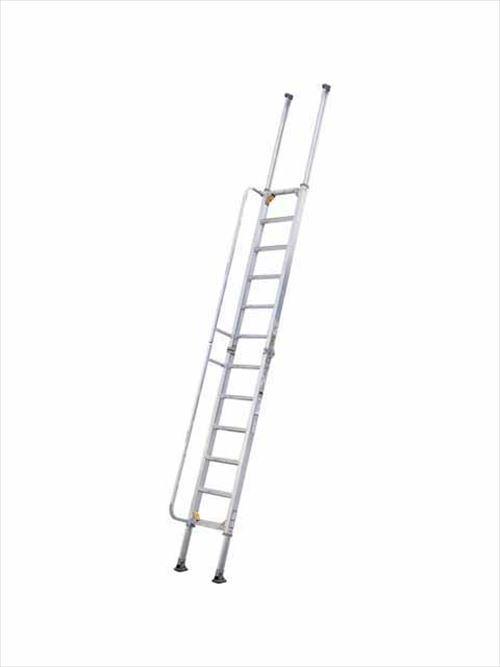 メーカー直送【法人様限定】 アルインコ(ALINCO)はしご 階段はしご [HBW47-A] 詳細は商品説明をご確認ください