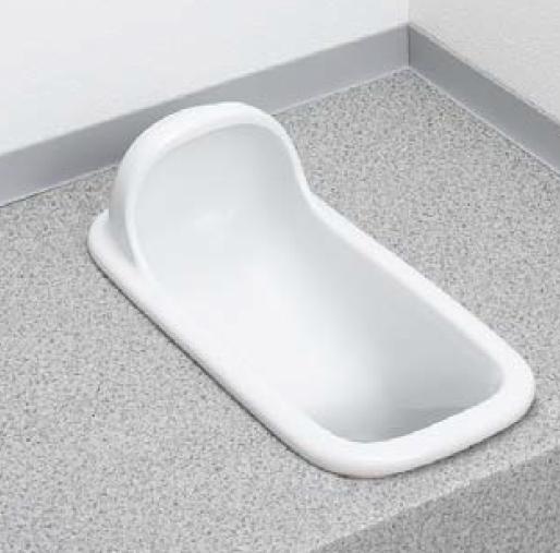 メーカー直送 アサヒ衛陶 非水洗トイレ [C2] 半底大便器