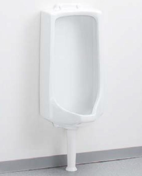 メーカー直送 アサヒ衛陶 非水洗トイレ [U14SET] 壁掛小便器