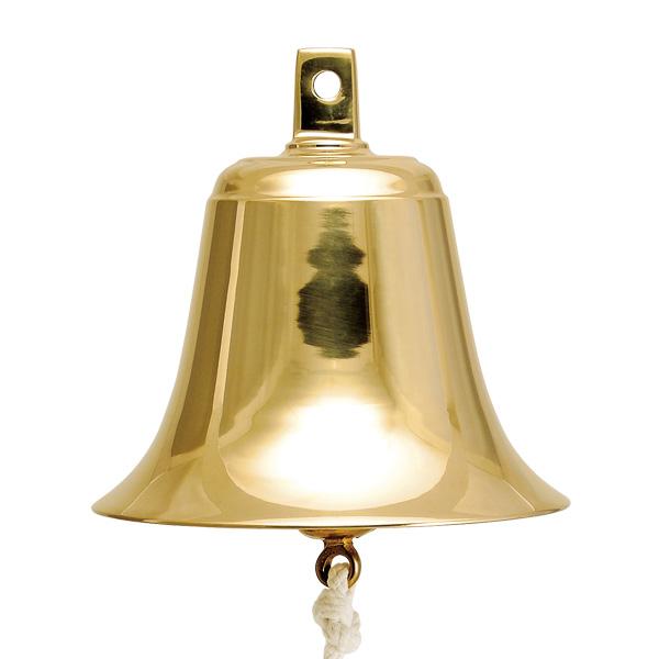 ゴーリキアイランド 真鍮 シップベル 金色 XL型【 アンティーク ブラス 雑貨】 [650045]