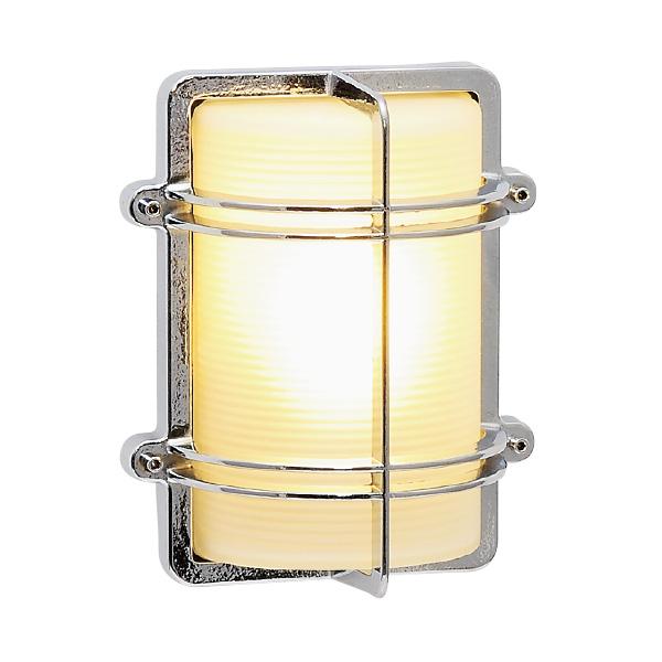 ゴーリキアイランド 真鍮 ウォールライト(くもりガラス&LEDランプ)BH2373 FR LE 銀色【 アンティーク ブラス 雑貨】 [700230]