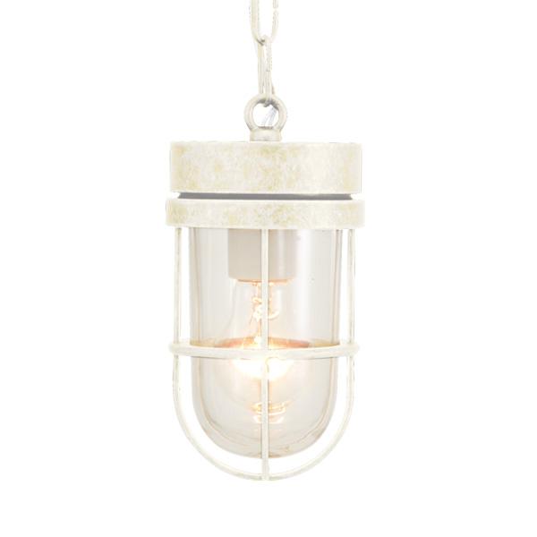 ゴーリキアイランド 真鍮 ペンダントライト(クリアガラス&普通球)P6000 CL 古白色【 アンティーク ブラス 雑貨】 [700663]