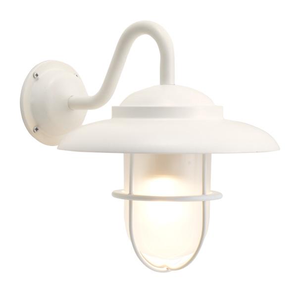 ゴーリキアイランド 真鍮 ブラケットランプ(くもりガラス&LEDランプ)BR5060 FR LE 古白色【 アンティーク ブラス 雑貨】 [700684]
