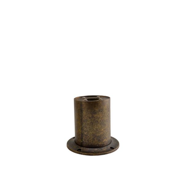 ゴーリキアイランド 真鍮 ポールオプション BH1000MINI・SLIMシリーズ用 古色 Sタイプ【 アンティーク ブラス 雑貨】 [700713]