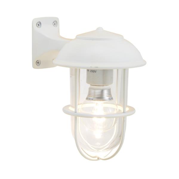 ゴーリキアイランド 真鍮 ブラケットランプ(クリアガラス&LEDランプ)BR5000 CL LE 古白色【 アンティーク ブラス 雑貨】 [750196]