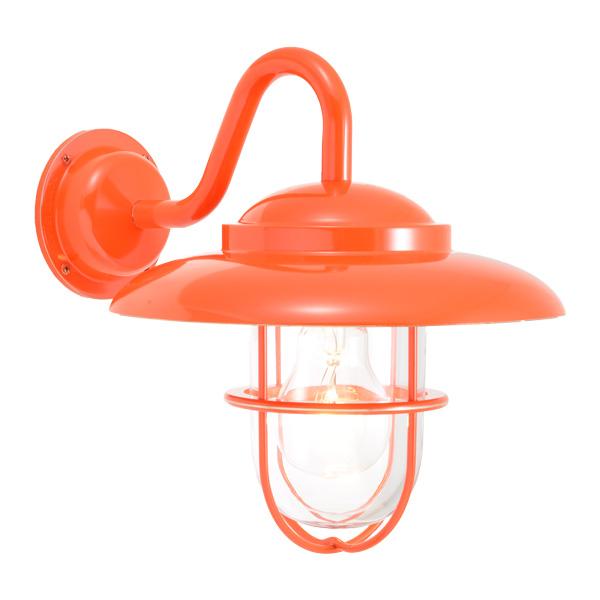 ゴーリキアイランド 真鍮 ブラケットランプ(クリアガラス&普通球)BR5060 CL オレンジ【 アンティーク ブラス 雑貨】 [750343]