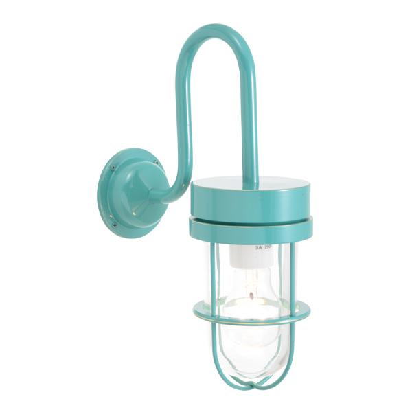 ゴーリキアイランド 真鍮 ブラケットランプ(クリアガラス&普通球)BR6000 CL メイグリーン【 アンティーク ブラス 雑貨】 [750361]