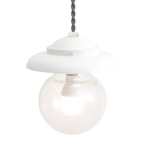 ゴーリキアイランド 真鍮 ペンダントライト(泡入りガラス&LEDランプ)PW1771 BU LE 古白色【 アンティーク ブラス 雑貨】 [750442]