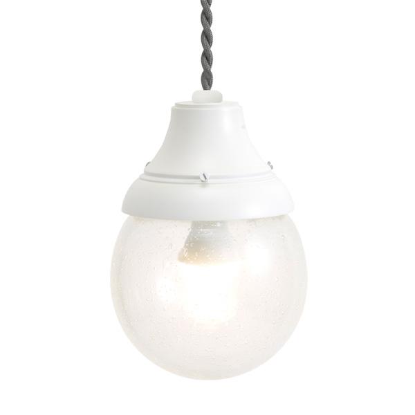 ゴーリキアイランド 真鍮 ペンダントライト(泡入りガラス&LEDランプ)PW1784 BU LE 古白色【 アンティーク ブラス 雑貨】 [750458]