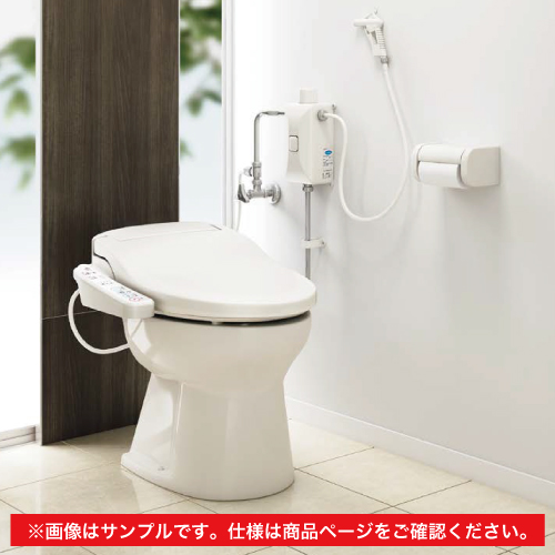 メーカー直送 アサヒ衛陶 簡易水洗トイレ [AF50L46LI] ニューレット 便器+暖房便座セット