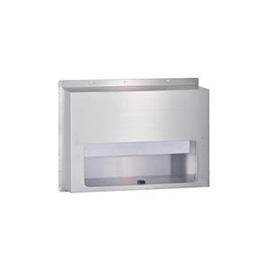 HSK ポスト 戸建用 ステンレス ポスト [670-U] ハッピー金属